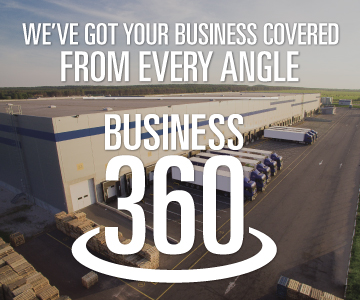 We've got your business covered from every angle. Business 360.